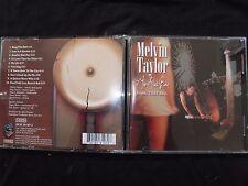 CD MELVIN TAYLOR & THE SLACK BAND / BANG THAT BELL /
