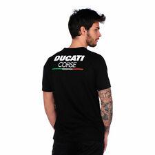 Camiseta Tipo Ducati Corse Sport Hombre Mujer Tallas Racing Moto Regalo Monster