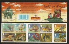 (#370) 2002  Rudyard Kiplings Just So Stories booklet MNH MORE LISTED