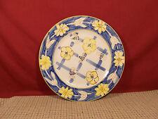 "Allied Imex Dinnerware Honey Bee Pattern Dinner Plate 10 1/2"""