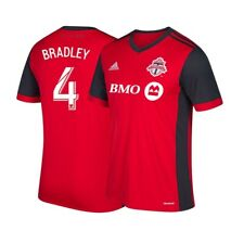 Toronto FC MLS Adidas Men's Red Official Climacool Team Replica Jersey