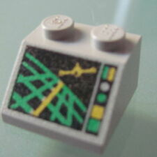 LEGO 3039pb014 @@ Slope 45 2 x 2 Horizon Indicator Pattern @ 6897 6957 6984 7181