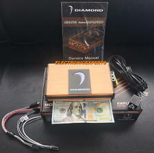 DIAMOND AUDIO Amplifier MICRO2v2 2-Channel Ultra Compact Car Motorcycle Harley