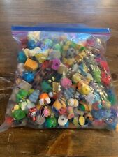 RARE licensed squishy lot of 258 Shopkins Ugliest Pet Shop Grocery Gang