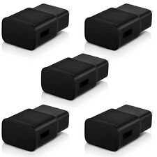 5x USB Ac Home Chargeur Mural Us Prise pour Samsung Galaxy S6 S7 Note5