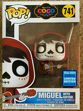 Funk POP Coco Miguel with guitar Day of the Dead Makeup Convention Exclusive 741