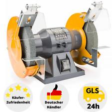Doppelschleifer 1500W Doppelschleifmaschine Tischschleifmaschine Schleifbock