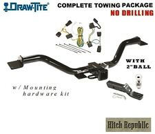 """Trailer Hitch Package  2"""" Ball for 2009-2012 Traverse, 2008-2012 Enclave 75528"""