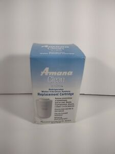 NEW SEALED Amana Clean 'n Clear Refrigerator Cartridge Water Filter WF40 WF401S