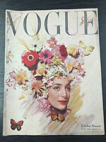 VOGUE Magazine June 1949