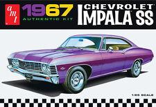AMT 1/25 1967 Chevrolet Impala SS PLASTIC MODEL KIT AMT981