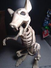 "New 11.5"" Tall Large Skeleton Rat Halloween Prop Decor Creepy Rodent"
