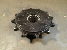 "Boston H922 Idler B504 Block Chain Sprocket: 12-Tooth, 1"" Needle Bearing Hub NOS"