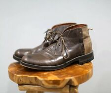 271785 PFiBT60 Men/'s Shoes Size 8M Brown Leather Made in Italy Johnston /& Murphy