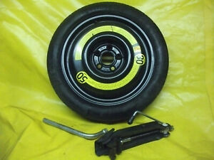"""16"""" SPACE SAVER SPARE WHEEL and VW JACKING KIT 2003-2021"""