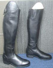 New listing Wmns ARIAT Kinsley Dress Tall Black Leather Equestrian Boots sz 9 B