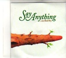 (DR581) Say Anything, ...Is A Real Boy - 2006 DJ CD
