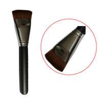 Women Pro Makeup Brush Flat Contour Brush Foundation Face Powder Concealer Brush