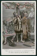 Pygmalion OPERA Music Georg Benda original 1910s photo postcard lot set of 10