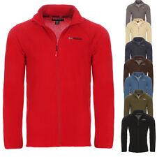Geographical Norway Herren leichte Fleece Jacke Übergangs Sweatshirt Pullover