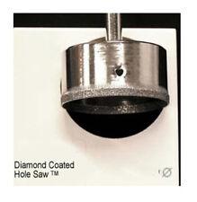 C-CUT TOOLS 60MM DIAMOND COATED HOLE SAW #DCHS60S
