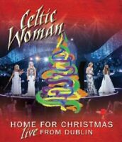 CELTIC WOMAN - HOME FOR CHRISTMAS: LIVE FROM DUBLIN  DVD  FOLK  NEW!