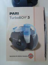 Pari TurboBoy S Inhalationsgerät  Pari boy mit viel Zubehör