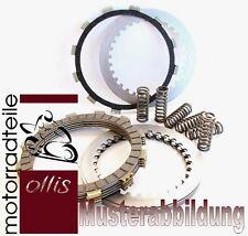 FRIZIONE COMPLETA-lamelle + dischi in acciaio + MOLLE-CAGIVA SUPERCITY 125