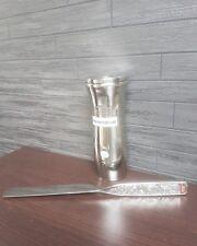Stella Artois Connoisseurs set Metal head Skimmer & cup