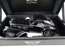 1:18 Neo #18066 - Bugatti T57Sc Atlantique Noir Noir - Rare §