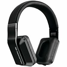 Monster Inspiration noise-isolating  over-ear headphones Black