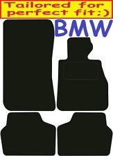 BMW 3 Series E90 Deluxe qualità su misura tappetini 2005 2006 2007 2008 2009 2010 2011