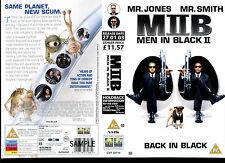 MIIB - Men In Black II - Will Smith - Video Promo Sample Sleeve/Cover #17141
