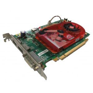 Dell K629C Radeon HD 2600 XT 256MB DP HDMI DVI PCI-E Graphics Card