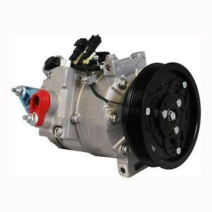 For Land Rover LR2 Volvo S60 S80 XC60 A/C Compressor and Clutch Denso 471-5020