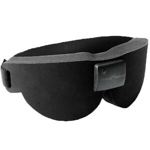 Glo to Sleep Deluxe from Sound Oasis - Sleep Therapy Mask