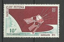 Wallis et Futuna Espace Space Weltraum Raumfahrt Espacio Satellite D1 ** 1966