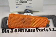 2006-2011 Chevrolet HHR Front Marker Lamp RH Passenger Side new OEM 15875483