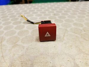 09-13 Peugeot Partner Hazard Warning Light Switch Button