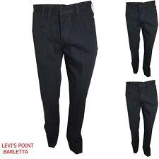 jeans pantalone uomo g star raw navigator navy chino dritto nero W 29 32 33 34