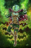 Quadro Moderno - Marvel - Mysterio, Marco Russo Art, Dipinto - Painting