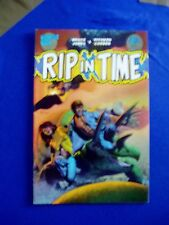 Rip In Time 2 Richard Corben : Underground sci-fi comic 1987. 1st print. VFN.
