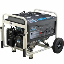 Pulsar Gas 6000W Generator Rated 5000W PG6000