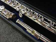 NEW RS BERKELEY UNIVERSITY SERIES FLUTE MODEL UFL600 WITH FRENCH CASE & WARRANTY