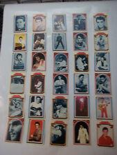 Elvis trading card set 66 card set (1978)