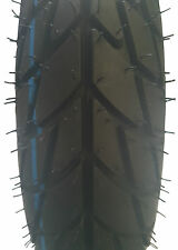 SAVA MITAS 3 50 10 VESPA LAMBRETTA HIGH SPEED RATED TYRE MC20 WHITEWALL X 3