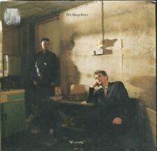 """PET SHOP BOYS - IT'S A SIN & YOU KNOW WHERE YOU WENT WRONG - 7"""" 45 P/S RECORD"""