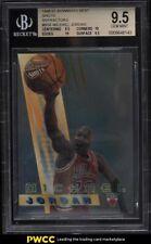 1996 Bowman's Best Shots Refractor Michael Jordan #BS6 BGS 9.5 GEM MINT