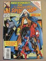 Amazing Spider-Man #394 Marvel 1963 Series Newsstand Variant 9.2 Near Mint-