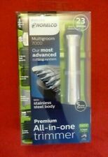 Philips Norelco Multigroom 7000, 23 attachments MG7750/49 Stainless Steel Body